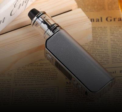 L'e-cigarette box